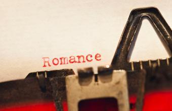 Máquina de escribir a la antigua